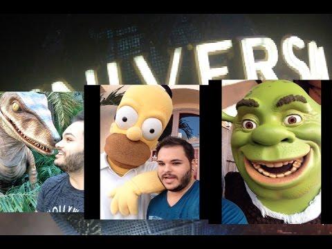 Voice Impressions In Universal Studios