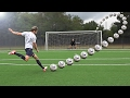 ULTIMATE FREE KICK CHALLENGE vs PRO GOALKEEPER