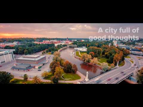 Tartu - a city full of good thoughts
