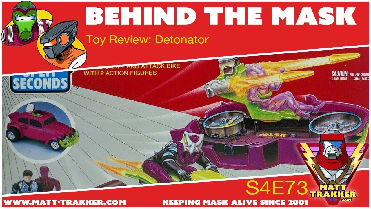Toy Review: Detonator - S4E73