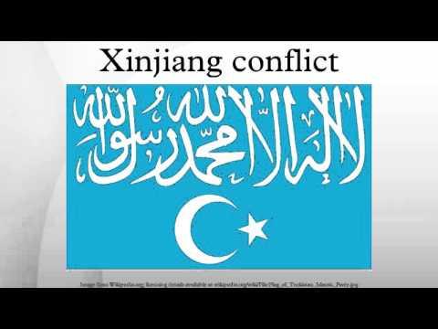 Xinjiang conflict