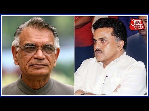 Former Minister Shivraj Patil Says Sanjay Nirupam Has No Idea Of India's Surgical Strikes