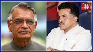 Former Minister Shivraj Patil Says Sanjay Nirupam Has No Idea Of India's Surgical Strikes