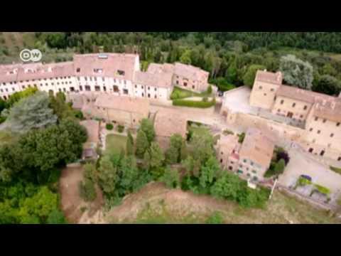 La agencia TUI compra un pueblo en Toscana | Hecho en Alemania