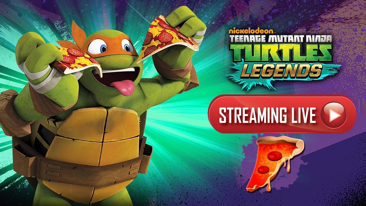 Teenage Mutant Ninja Turtles Stream