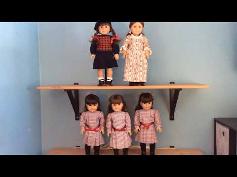 Pleasant Company American Girl Dolls Part 3