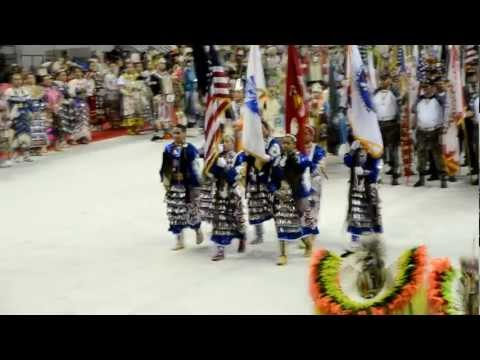 Native American Woman Warriors - March Powwow, Denver