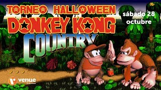Torneo Donkey Kong Country Competition - Halloween 2017