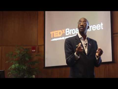 Solving problems using social innovation and entrepreneurship: Jeffrey Robinson at TEDxBroadStreet