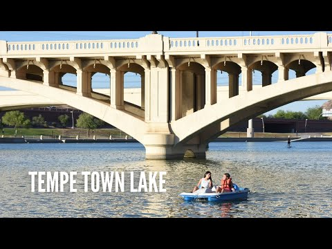Tempe Town Lake, Presented by Tempe Tourism