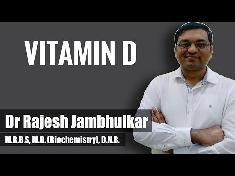 Vitamin DProvitamins, active form, functions, Rickets, serum level, RDA, sources