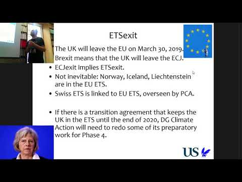 The impact of Brexit on UK climate and energy policy