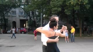 Аргентинское танго от Джани и Мэри(http://www.9zalov.ru/ Преподаватели школы танцев