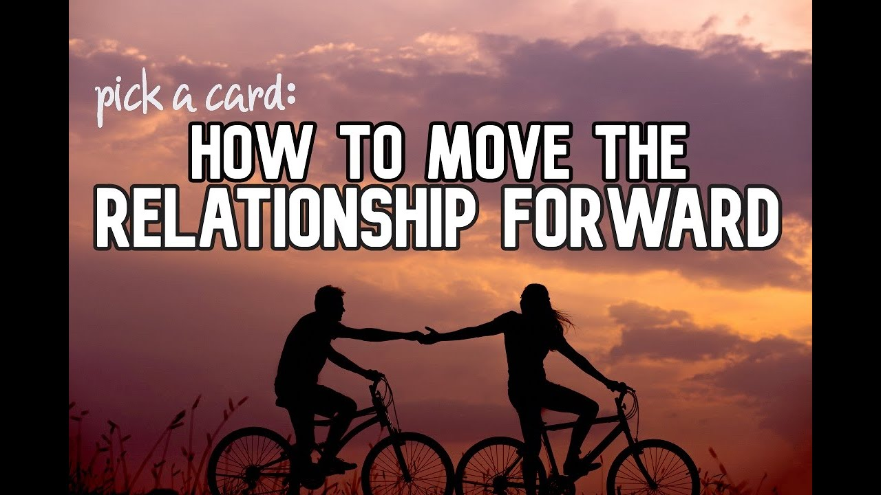 Pick a card: How To Move The Relationship Forward? *timeless*