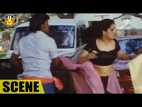 Rajathi Raja Movie || Lawrence Saving His Sister From Sailaja || Raghava Lawrence || SVV