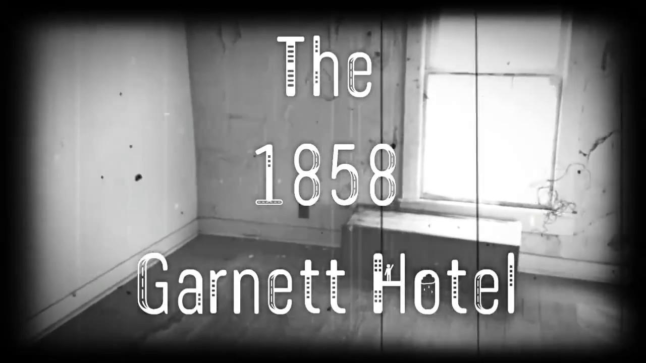 Welcome To The 1858 Garnett Hotel Vol 2 Antebellum In Kansas