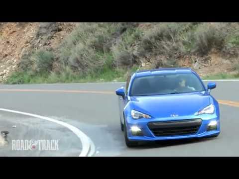 Subaru BRZ vs Mazda MX5 Miata vs Hyundai Genesis Coupe  YouTube