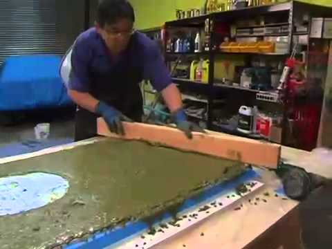 Concrete Countertop Design Ideas YouTube