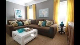 Ideas para decorar en color café 1ra Parte - Como decorar salas en color chocolate - Tips