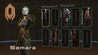 Mass Effect 2 - Samara Trailer Deutsch