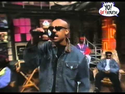 Gang Starr - Take It Personal (Live) @ Yo MTV Raps 1992