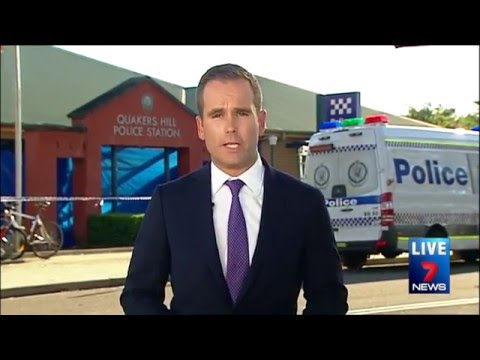 Man Shot Dead By Police - Quakers Hill, Sydney (2016)