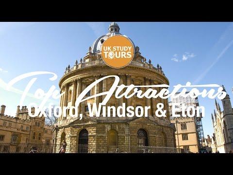 Oxford, Windsor & Eton - UK Study Tours