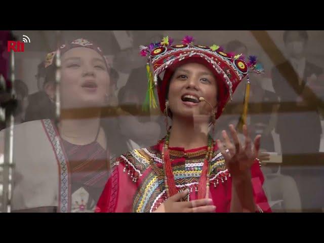 Parade zum Nationalfeiertag der Republik China, Taiwan 2021