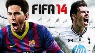 FIFA 14 Gareth Bale Trailer
