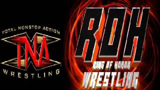 ROH VS TNA - Hold Your Horses People