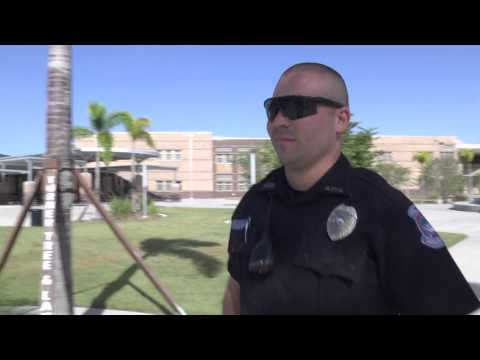 Sarasota Police: Getting To Know Your SRO (School Resource Officer) at Booker High
