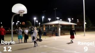 $100 Street ball game (1 on 1)