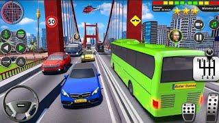 Game Android Om Telolet Om | Telolet Bus Driving 3D screenshot 4