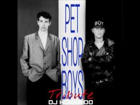 PET SHOP BOYS HKKTribute Mix DJ Hokkaido