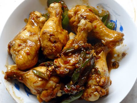 Chinese spiced chicken recipe