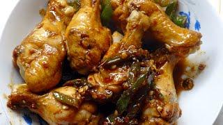 Chinese Spicy Chicken Drumsticks (www.China-Memo.com)