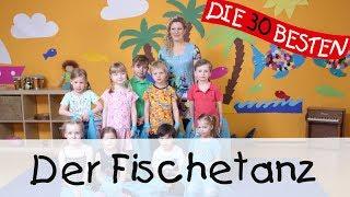 Der Fischetanz || Kinderlieder zum Mitsingen und Bewegen