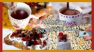 5 Aliments à introduire dans son alimentation [Nutrition] - Claire