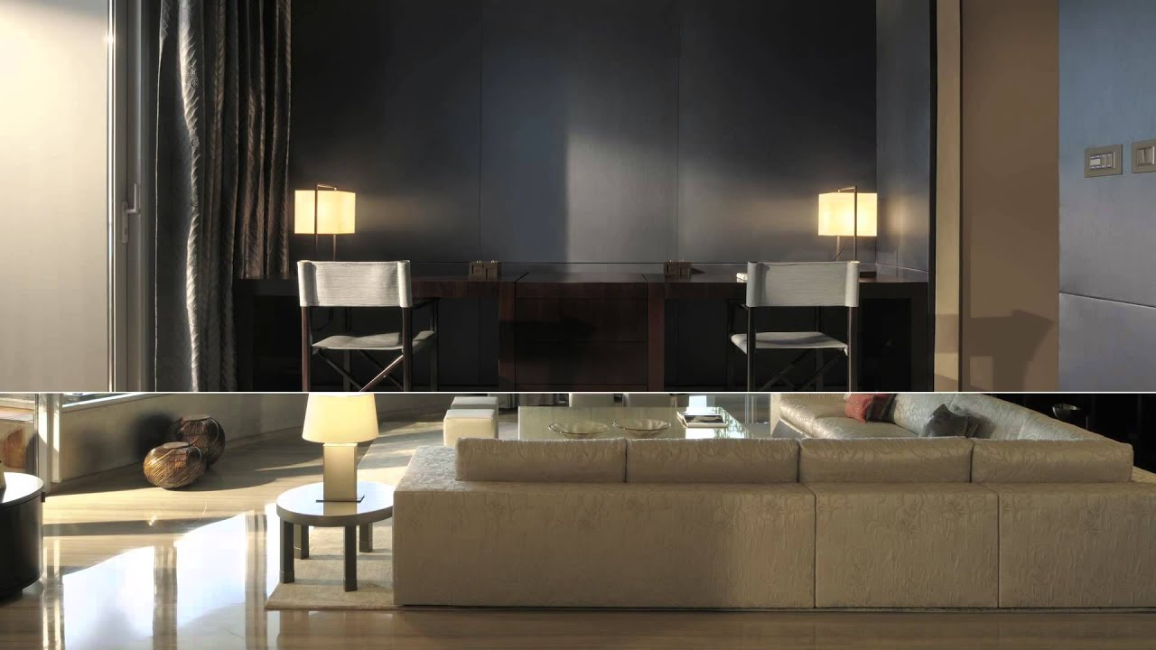 Armani casa interior design studio projects youtube for Casa interior design