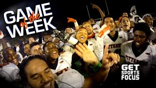 Game of the Week - NCS Division I Semifinals: Pittsburg vs Foothill