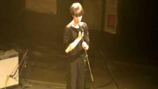 Britta Persson - Zig Zag (ao vivo SESC Pompéia)