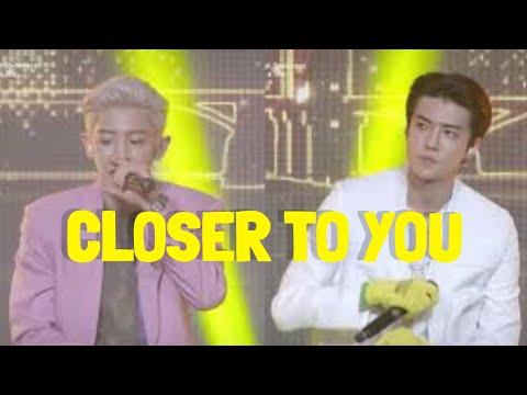 CHANYEOL & SEHUN COMBINED CAM   '부르면 돼 (Closer To You)' @EXO-SC 세훈&찬열 SHOWCASE