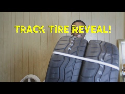 Track Tire Reveal Falken Azenis RT-615K