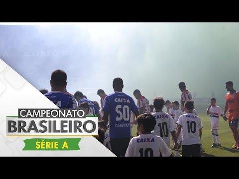 Melhores Momentos - Coritiba 1 x 2 São Paulo - Campeonato Brasileiro (26/11/2017)