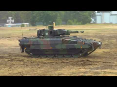 German Armed Forces | Puma Infantry Fighting Vehicle Technology 1080p