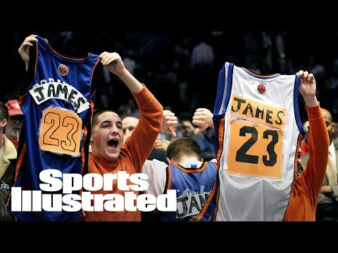 LeBron James Joining NY Knicks? How He Could Become King Of New York | SI NOW | Sports Illustrated