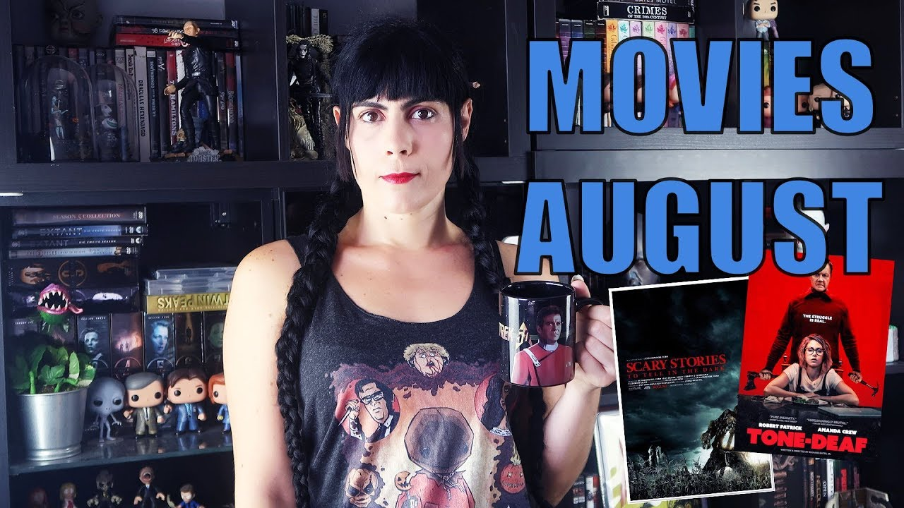 UPCOMING NEW MOVIE RELEASES ++ AUGUST 2019