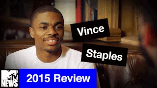 Vince Staples Breaks Down The Biggest Hip-Hop Moments of 2015 | MTV News