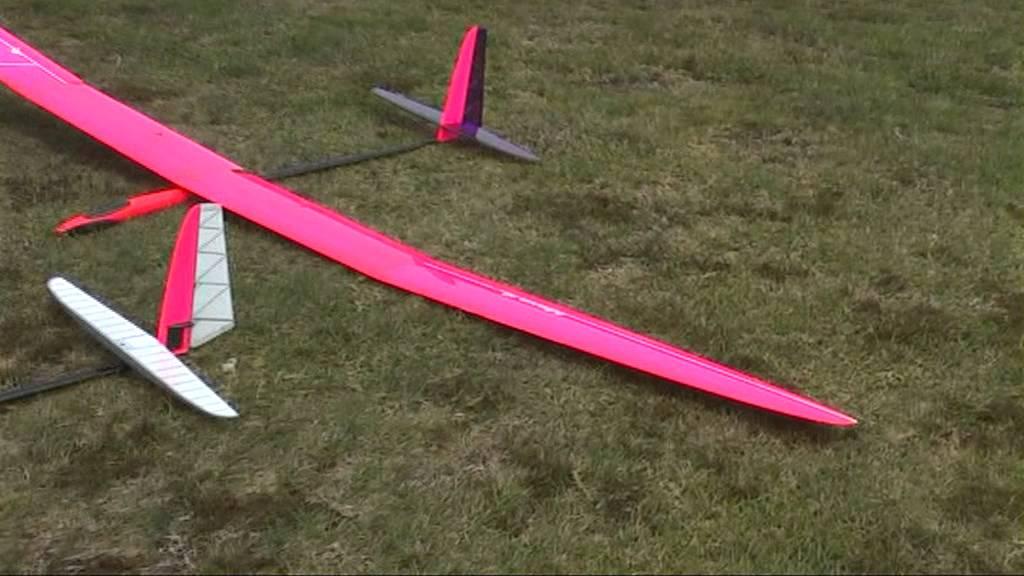 What Is A Glider Kit >> MAXA 4 F5J VLADIMIR'S MODEL - YouTube
