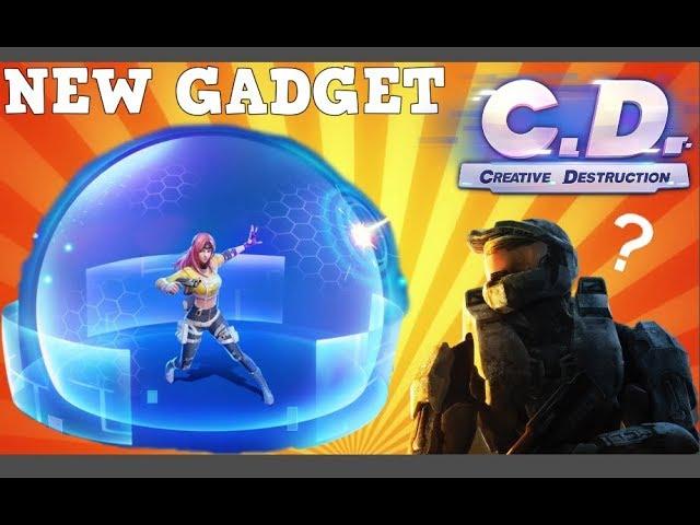 **NEW GADGET** Magnetic Shield   Creative Destruction